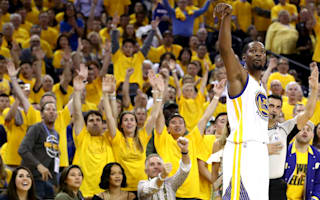 Did Durant stare down Rihanna? Warriors star cannot remember
