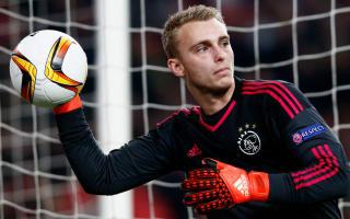 Ajax held by PAOK after Cillessen howler