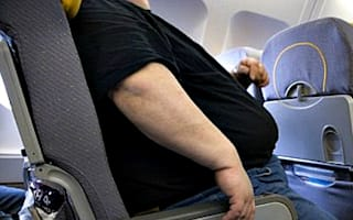 Brit fliers' fury over extra-wide plane seats for overweight passengers