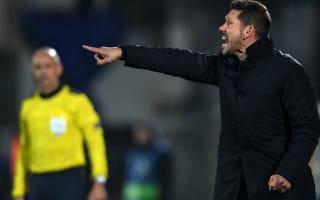 Simeone tempers Carrasco hysteria