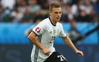 Gerland sees Kimmich as Lahm's long-term successor