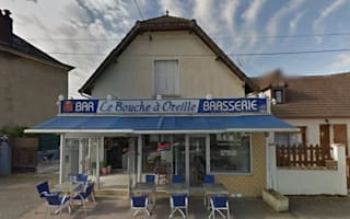 Cheap French cafe serving all-you-can-eat buffet in Michelin star mix-up