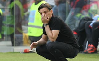 Montella expects battle for Europe to go to final game after Empoli loss