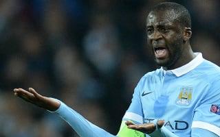 Domenech writes off City's Champions League hopes, blasts Toure