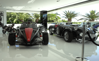 America's most expensive house comes with its own car collection