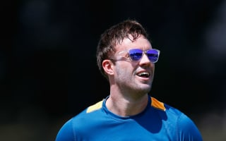 Big Bash teams on alert over De Villiers' availability