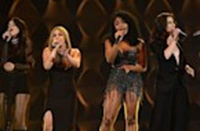 "Fifth Harmony Cover Meghan Trainor's ""Like I'm Gonna Lose You"" At Billboard's Wo"