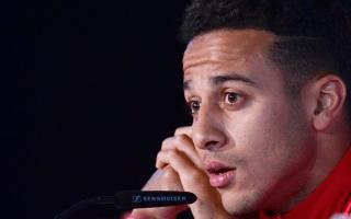 Italy v Spain: Thiago denies shirt jinx ahead of Azzurri clash