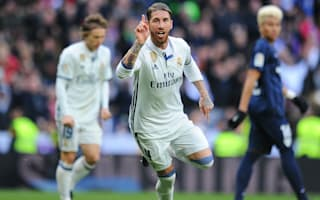 Ramos tells Madrid fans: We need support