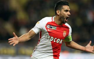 Jardim praises 'great striker' Falcao