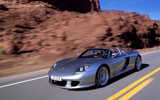 Porsche Carrera GT is highest value seller at British Car Auctions