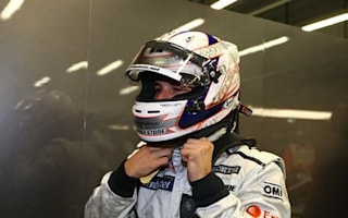 Ill Yamamoto replaced by Klien for Singapore