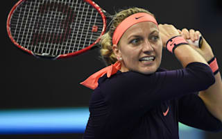 Kvitova 'fortunate to be alive' after apartment attack causes severe hand injury