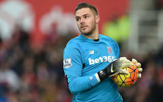 Butland will come back stronger, insists Hughes