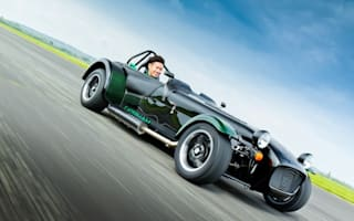Caterham creates limited edition Kamui Kobayashi Seven