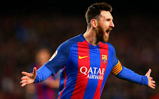 Barcelona 5 Celta Vigo 0: Majestic Messi stars as Catalans hit top gear