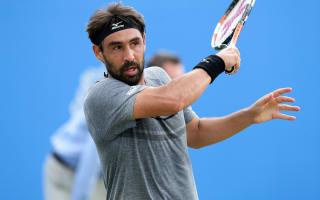Baghdatis into last four in Newport, Ferrer through in Sweden