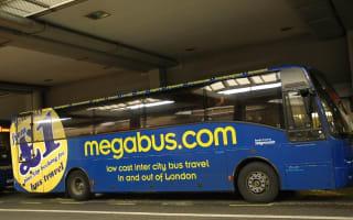 Megabus passengers kick driver off 'after he nods off at the wheel'