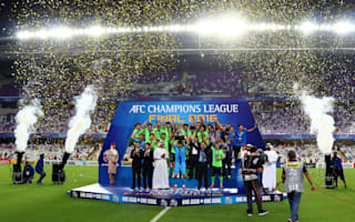 Asian champions Jeonbuk banned from 2017 Champions League