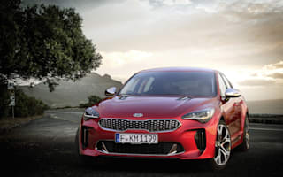 Kia reveals the hotly anticipated Stinger GT sports saloon