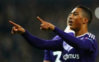 Monaco sign Anderlecht wonderkid Youri Tielemans