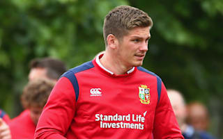 Robinson backs 'phenomenal' Farrell to handle Lions pressure