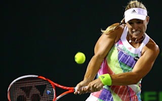 Kerber sets up semi-final clash with Azarenka in Miami