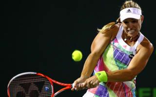 Kerber sets up semi-final clash with Azarenka in Miami