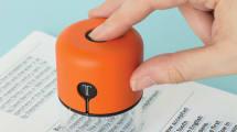 Este pequeño escáner es el Shazam de las fuentes de texto