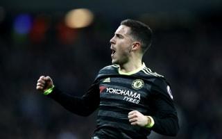 Chelsea star Hazard wants quick end to Premier League title race