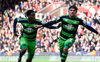 Stoke City 2 Swansea City 2: Battling Swans rescue a point