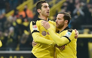 Borussia Dortmund 1 Hannover 0: Mkhitaryan special sees off basement boys
