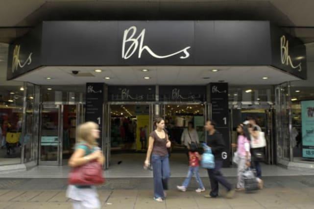 BHS food '10% cheaper than Tesco'