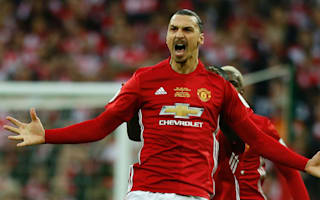 Roar! United star Ibrahimovic says he's a lion