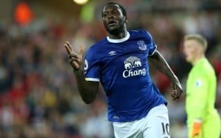 Sunderland 0 Everton 3: Lukaku hat-trick downs Moyes' men