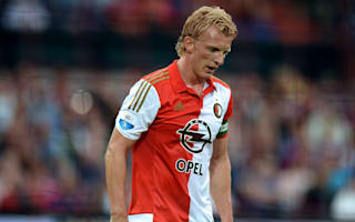Kuyt: Feyenoord thrown season away