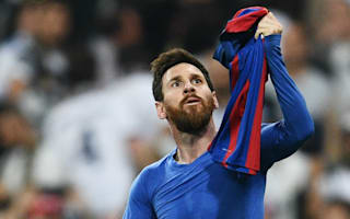 Real Madrid 2 Barcelona 3: Messi settles thrilling Clasico as Barca go top of LaLiga