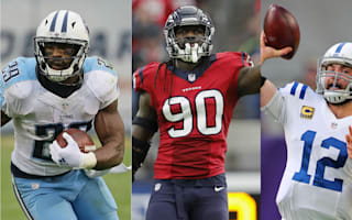AFC South a jumbled mess with two games remaining