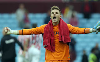 Butland celebrating early birthday present after receiving all clear to return to training