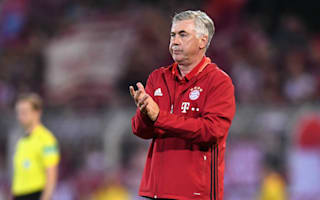 Ancelotti delighted as Bayern demolish Carl Zeiss Jena