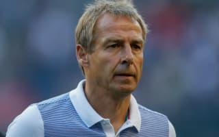 Defiant Klinsmann: I'm not afraid of sack