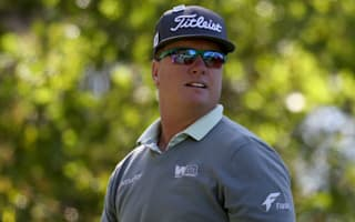 Hoffman vows to learn from playing final Saturday pair at Augusta