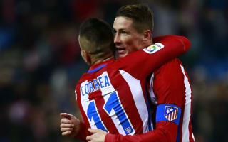 Atletico Madrid 4 Guijuelo 1 (agg: 10-1): Simeone's men round-off mismatch