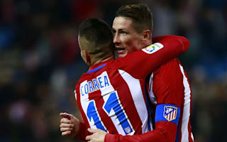 Atletico Madrid 4 Guijuelo 1 (agg: 10-1): Simeone's men round-off mismatch