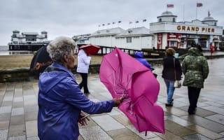 Warm weather blast to bring torrential rain this week