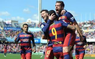 Barcelona win La Liga title