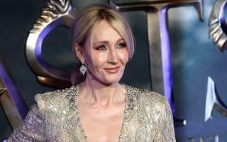 JK Rowling graces the blue carpet for Fantastic Beasts premiere