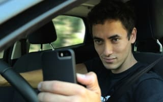 ​British drivers most likely to take a selfie while driving