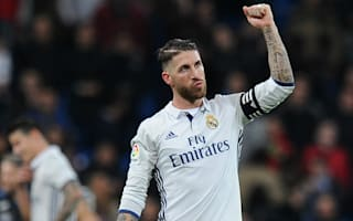 Ramos urges fans to get behind Real Madrid