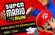 Super Mario Run llegará a iOS el 15 de diciembre